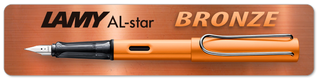 Lamy AL-star Bronze