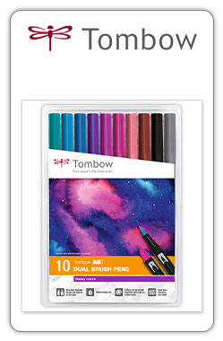 Tombow Pack ABT Galaxy