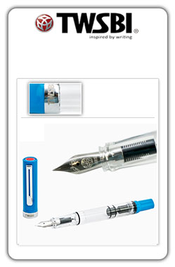 Twsbi Eco T blue