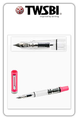 Twsbi Eco White