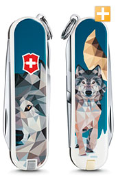 Victorinox The Wolf is Coming Home Edición limitada 2017